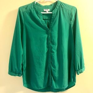 Old Navy Emerald Blouse